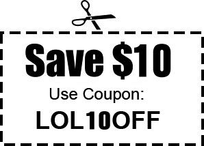 $10 Off Coupon Code